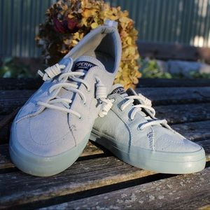 Sperry Crest Vibe Sneaker — Faded Teal